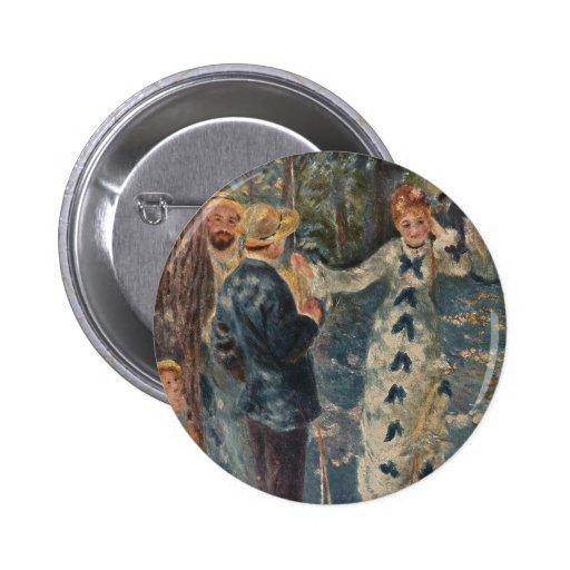 Pierre-Auguste Renoir's The Swing (1876) Pins