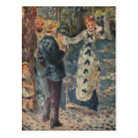 Pierre-Auguste Renoir's The Swing (1876) Postcards