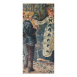 Pierre-Auguste Renoir's The Swing (1876) Custom Rack Cards