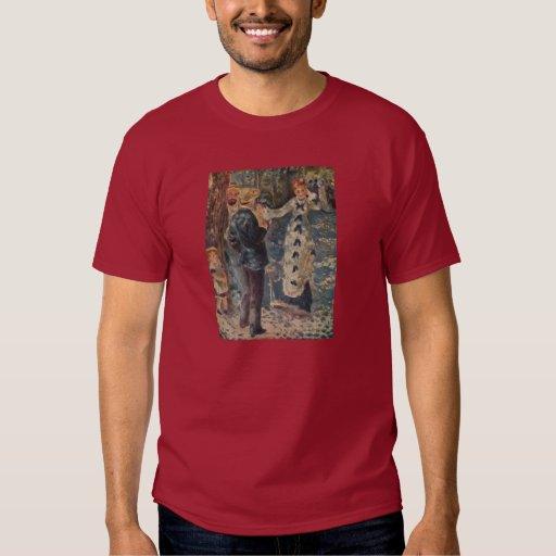 Pierre-Auguste Renoir's The Swing (1876) T-Shirt