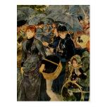 Pierre-Auguste Renoir's The Umbrellas (1883) Postcards