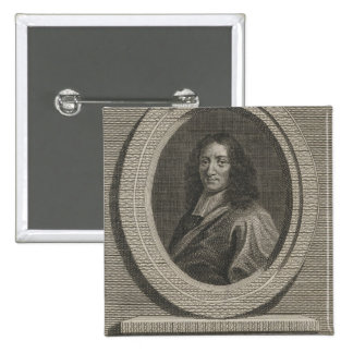 Pierre Bayle 2 Inch Square Button