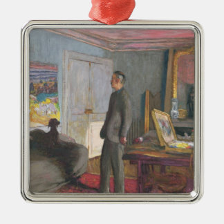 Pierre Bonnard  1935 Metal Ornament