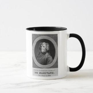 Pierre Carlet de Chamblain, known as Marivaux Mug