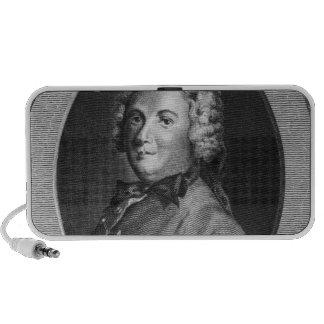 Pierre Carlet de Chamblain, known as Marivaux Travelling Speaker