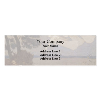 Pierre Chavannes- The Dream Business Card Template