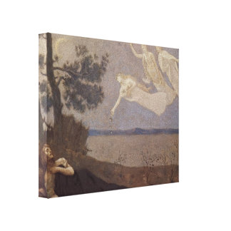Pierre Chavannes- The Dream Gallery Wrapped Canvas