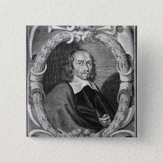 Pierre Corneille  1643 Button
