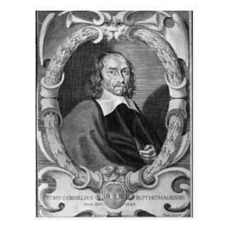 Pierre Corneille  1643 Postcard
