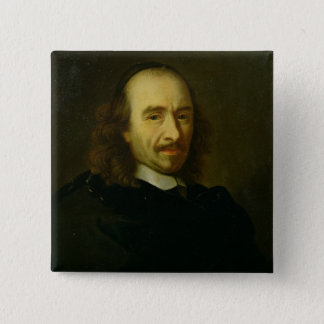 Pierre de Corneille  1647 Pinback Button