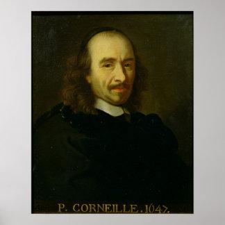 Pierre de Corneille  1647 Print