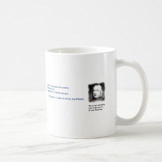 Pierre de Fermat's last theorem Coffee Mug