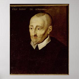 Pierre de Ronsard Print