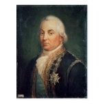Pierre de Suffren-Saint-Tropez Admiral of Postcards