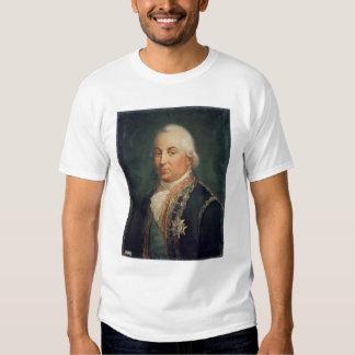 Pierre de Suffren-Saint-Tropez Admiral of T-Shirt
