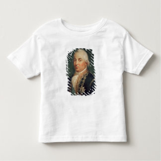 Pierre de Suffren-Saint-Tropez Admiral of Toddler T-shirt