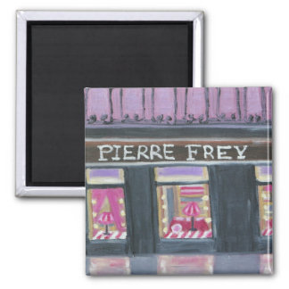 Pierre Frey Window Display 2 Inch Square Magnet