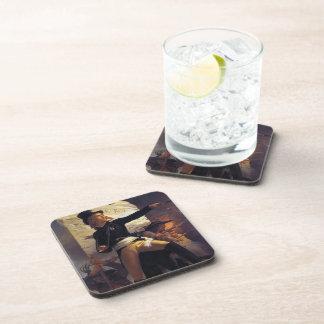 Pierre Guerin- Henri de La Rochejaquelein Drink Coaster