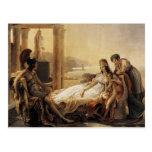 Pierre Guerin-Misfortunes of the Trojan city Postcard