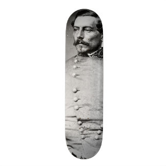 Pierre Gustave Toutant Beauregard Confederate Skate Deck