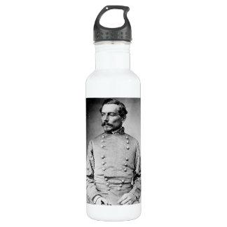 Pierre Gustave Toutant Beauregard Confederate Stainless Steel Water Bottle