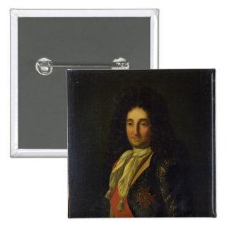 Pierre-Paul de Riquet  Count of Caraman Button