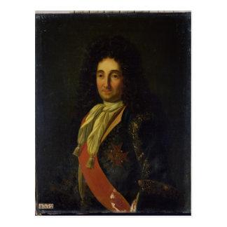 Pierre-Paul de Riquet  Count of Caraman Postcard