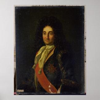 Pierre-Paul de Riquet  Count of Caraman Poster