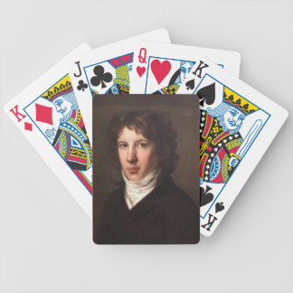 Pierre-Paul Prud'hon- Louis Antoine de Saint Just Card Deck
