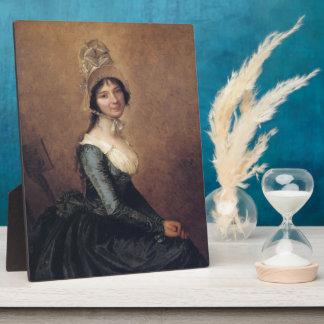 Pierre-Paul Prud'hon- Madame Copia Display Plaque