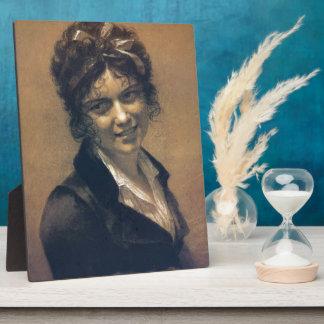 Pierre-Paul Prud'hon- Portrait of Constance Mayer Display Plaques
