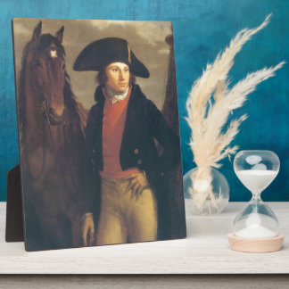 Pierre-Paul Prud'hon- Portrait of Georges Anthony Photo Plaque