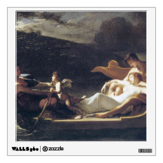 Pierre-Paul Prud'hon- The dream of happiness Room Stickers