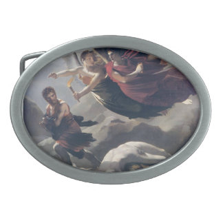 Pierre Prud'hon- Justice and Divine Vengeance Belt Buckle
