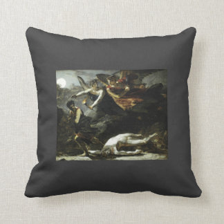 Pierre Prud'hon- Justice and Divine Vengeance Throw Pillow