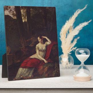 Pierre Prud'hon- Portrait of the Empress Josephine Display Plaques