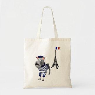 Pierre Pup Tote Bag