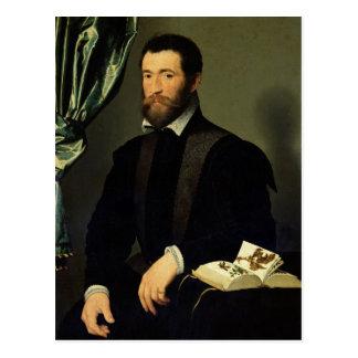 Pierre Quthe  1562 Postcard