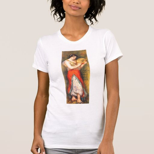 Pierre Renoir- Dancer with Tambourne Tshirt