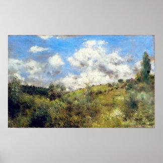 Pierre Renoir - Landscape Poster