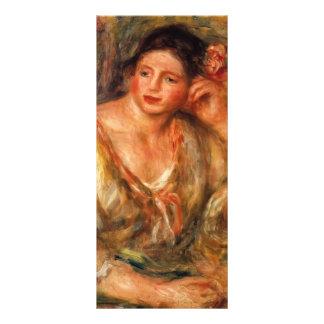 Pierre Renoir- Madeleine Leaning on Her Elbow Rack Cards