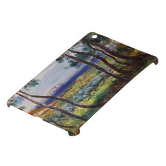 Pierre Renoir- Pines in the Vicinity of Cagnes iPad Mini Covers