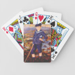 Pierre Renoir-Sailor Boy(Portrait of Robert Nunes) Playing Cards