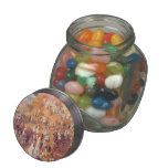 Pierre Renoir- The Mosque Arab Holiday Glass Jars