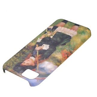 Pierre Renoir: Young Girl with a Parasol iPhone 5C Cover