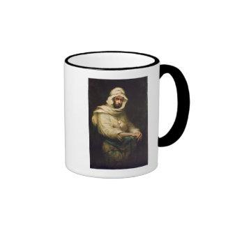 Pierre Savorgnan de Brazza  1886 Ringer Coffee Mug