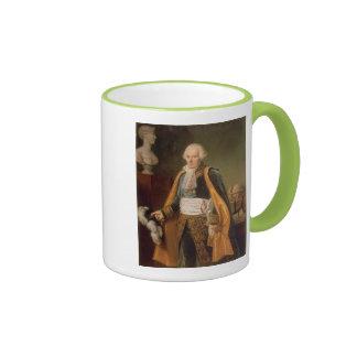 Pierre-Simon, marquis de Laplace Ringer Mug