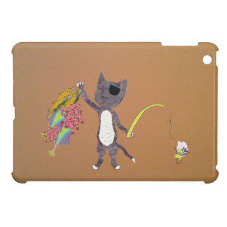 Pierre The FisherCat Cover For The iPad Mini