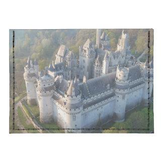 Pierrefonds Castle Tyvek® Card Case Wallet