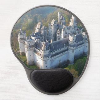 Pierrefonds Castle Gel Mouse Mat